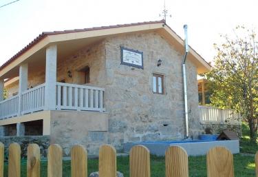 A Casa Do Aloumiño Maxico - Lougares (Mondariz), Pontevedra