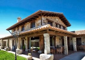Siega verde 2 en villar de la yegua salamanca for Casa rural jardin del desierto tabernas