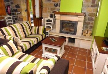 Casa Angela - Villanueva De La Peña, Cantabria