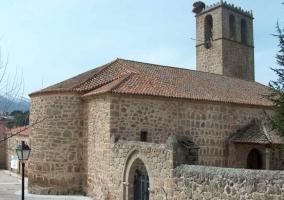 La iglesia de Burgohondo