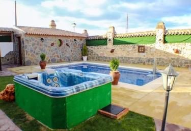 Alojamientos La Esperanza- Casa Frasco - Arriate, Málaga