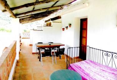 Finca La Rana Verde- Apartamento Ana - Estación Cortes De La Frontera, Málaga