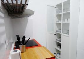 Sala de estar y detalles