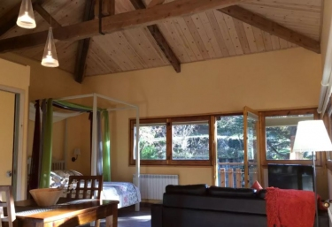 Loft Els Apartaments del Bosc - Ribes De Freser, Girona