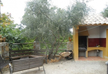 Casas rurales El Nogueral - Gontar, Albacete