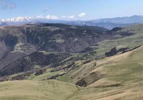 Zonas naturales con campos