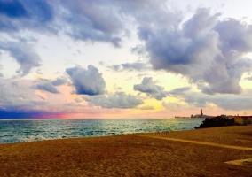 Zonas naturales y las playas