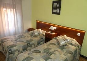 Dormitorio doble
