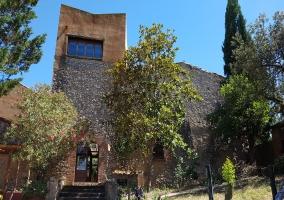 Mas Santa Caterina- La Masía