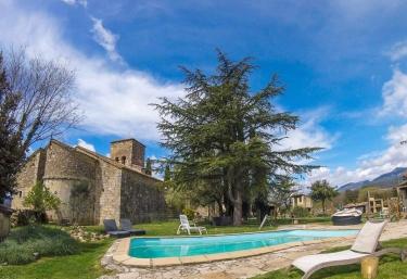 La Rectoria de Dosquers- Can Canals - Dosquers, Girona