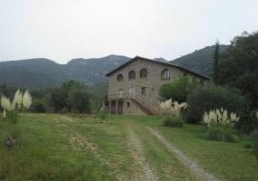 Amplias vistas de la casa