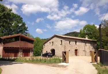 Mas Tossols - Olot, Girona