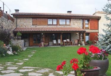 Ca l'Arnau - Campelles, Girona