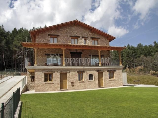 Casa rural entrebosques casa rural en el rasillo la rioja - Casas rurales logrono ...
