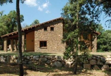 La Casa Nova - Fogueres De Montsoriu, Girona