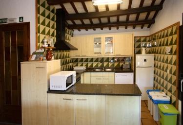 Cocina office de la casa