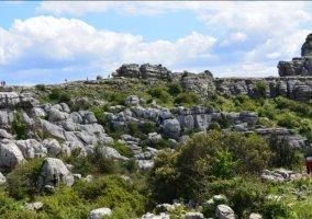 Zonas rocosas del entorno