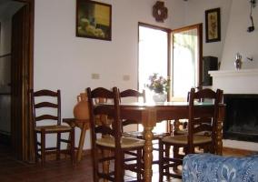 Alojamientos rurales La Torca- Casa 2
