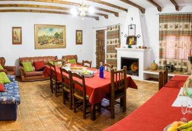 Alojamientos rurales La Torca- Casa 3 - Fuente Piedra, Málaga