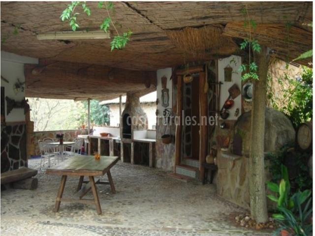 La casilla casa rural en guaro periana m laga - Casa rural guaro ...