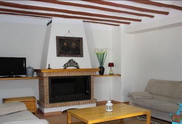 Casas Rapia- Rosa 2 - Moratalla, Murcia