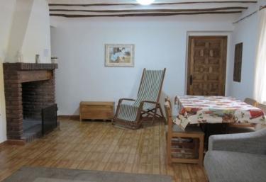 Casas Rapia- Casa Amarilla - Moratalla, Murcia