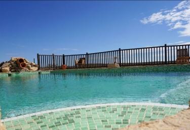 Finca El Pocico- Habitación Blanquilla - Fuente Alamo, Murcia