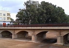 Zona del Puente Viejo