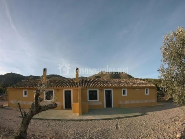 Finca El Carrascal- Casa Almijar