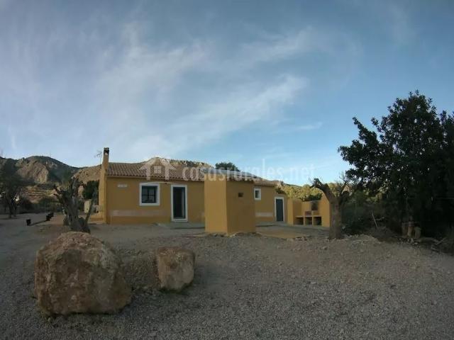 Finca El Carrascal- Casa Cantería