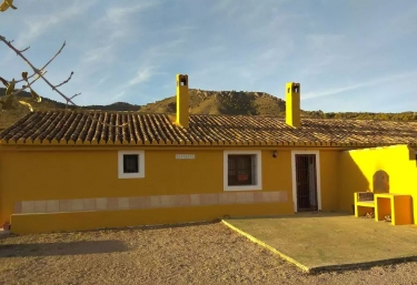 Finca El Carrascal- Casa Espartal - Fuente Alamo, Murcia