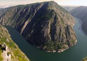 Zona con paisajes naturales