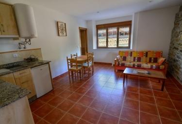 Cotarelo Apartamento 1 - Teijeira (Santa Eulalia De Oscos), Asturias