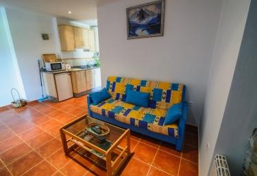 Cotarelo Apartamento 2 - Teijeira (Santa Eulalia De Oscos), Asturias