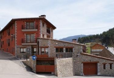 Aparthotel Bellver - Bellver De Cerdanya, Lleida