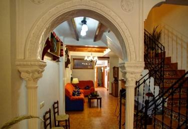 Casa de Encarnacionica - Las Yeseras (Villanueva Del Rio Segura), Murcia