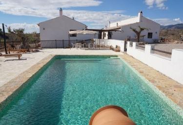 Finca El Pocico- Habitación Mollar - Fuente Alamo, Murcia