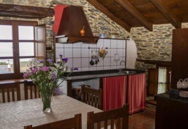 Apartamentos El Foro- Canouco - Navia, Asturias