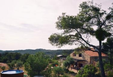 Can Quattre - Cervia De Les Garrigues, Lleida