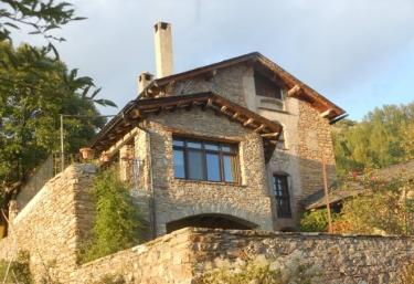 Casa Escolá - Estac, Lleida