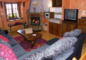 Casa rural El Horno 1