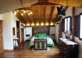 Casa Rural Bioenergética La Serrezuela