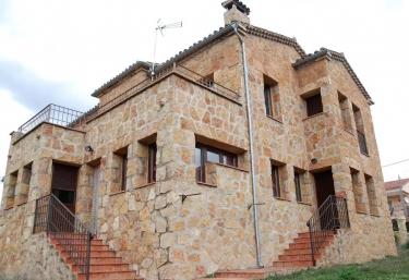 Casa rural El Ventano - Villalba De La Sierra, Cuenca