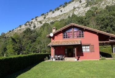 Casa Ángel - Villa (Llanes), Asturias