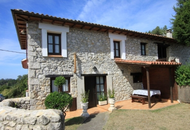 Casa Carnen VI - Meluerda, Asturias