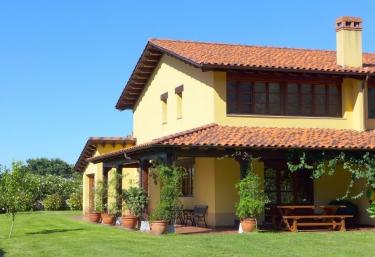 Casa Afrika - Cuerres (Ribadesella), Asturias