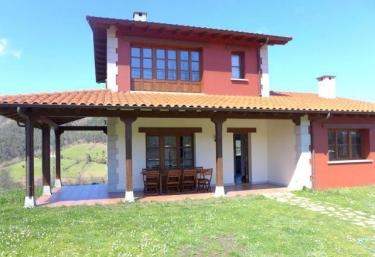 Casa La Tejera - Linares (Ribadesella), Asturias