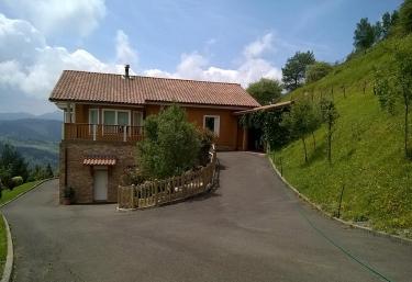 Arbegain Etxea - Aizarna, Guipúzcoa