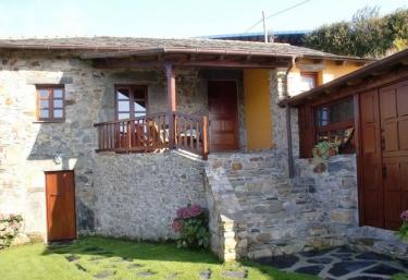 Casa El Curro - Cueva (Luarca), Asturias