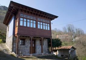 Casa L Ablanu